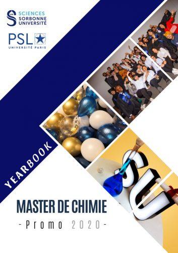 Première édition du Yearbook promotion 2019-2020 !